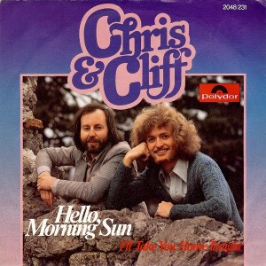 Plattencover von Hello Morning Sun (Foto: Discogs.com, Screenshot: SmartPhoneFan.de)