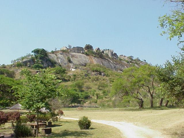 Das Great Zimbabwe National Monument hat dem Staat Zimbabwe seinen Namen gegeben