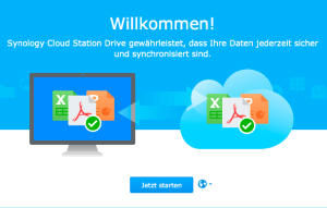 Probleme mit Synology CloudStation
