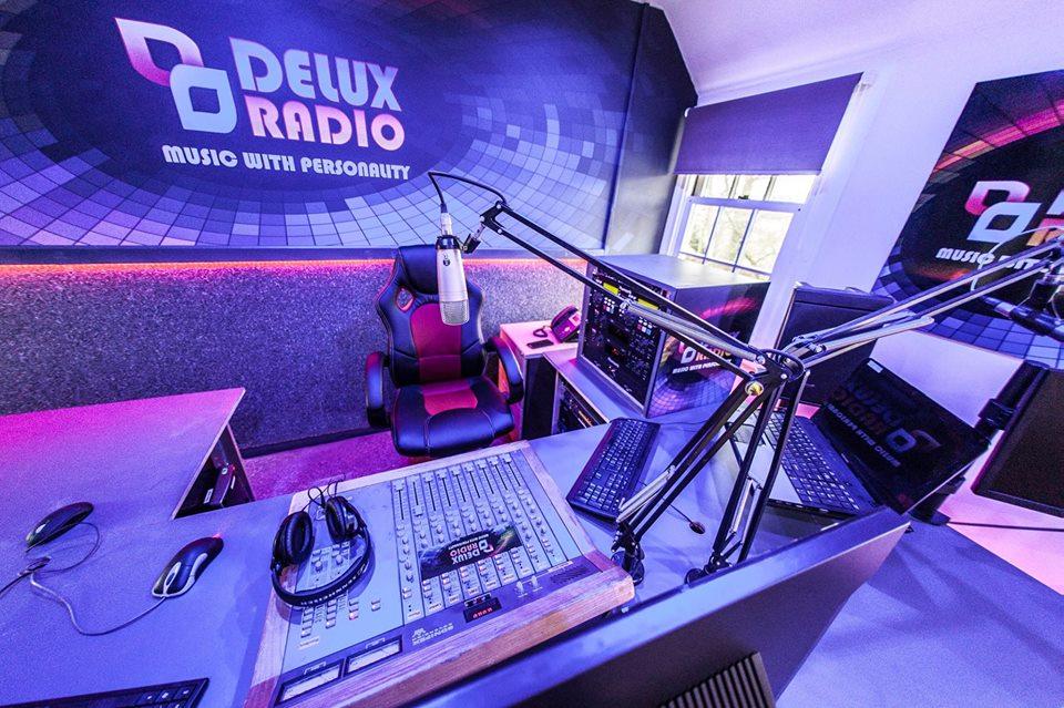Delux Radio startet am kommenden Samstag (Foto: Delux Radio)