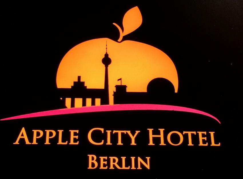 Dieses Mal im Apple City Hotel Berlin