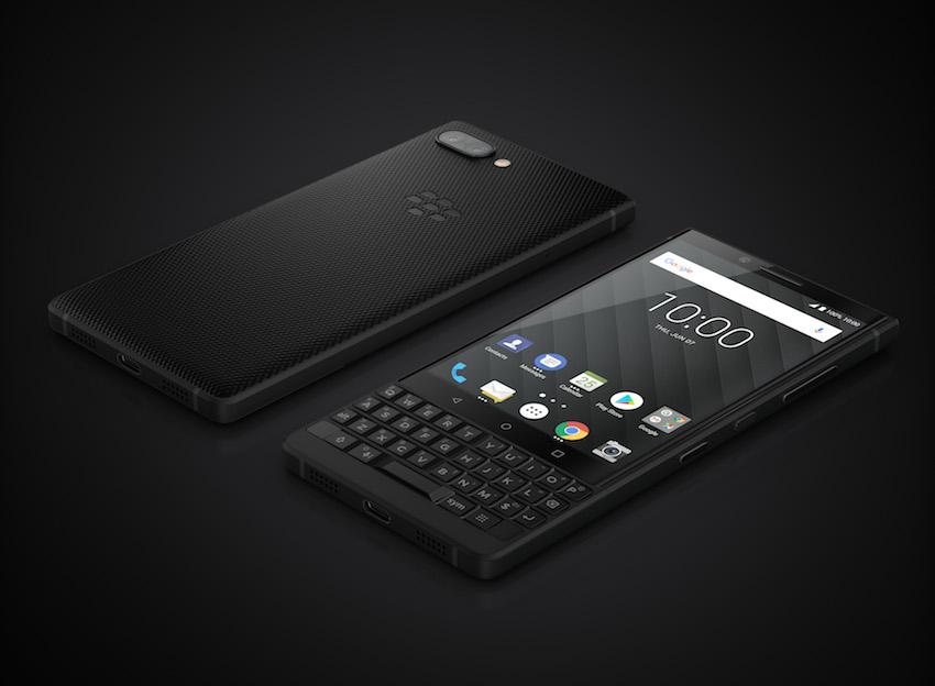 Blackberry KEY2 (Foto: Blackberry Mobile)