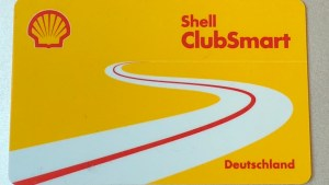 Shell-Club-Smart-Karte (Foto: SmartPhoneFan.de)