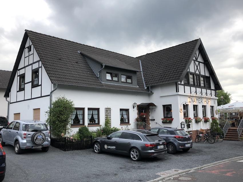 Znaimer Hof in Lettgenbrunn (Foto: SmartPhoneFan.de)