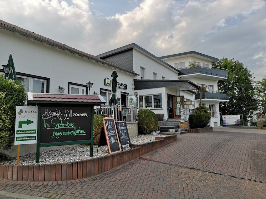 Gäsetehaus Wilhelmshöhe in Butzbach (Foto: SmartPhoneFan.de)