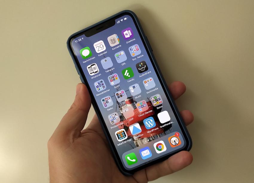 iPhone XS Max (Foto: SmartPhoneFan.de)