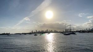 Miami kurz vor Sonnenuntergang (Foto: SmartPhoneFan.de)