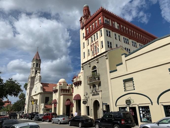 In der Altstadt von St. Augustine (Foto: SmartPhoneFan.de)