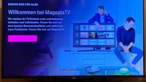 MagentaTV ist angekommen (Foto: SmartPhoneFan.de)