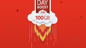 DayBoost-Desaster bei Vodafone (Screenshot: SmartPhoneFan.de)