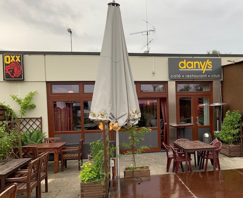 Abendessen im Restaurant Dany/s in Neu-Ulm (Foto: SmartPhoneFan.de)