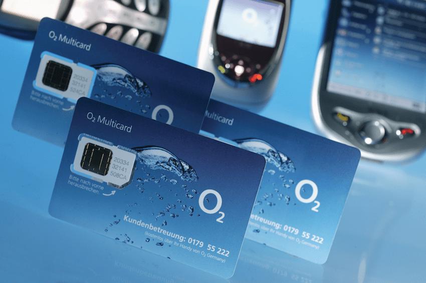 Update zur o2 MultiCard (Foto: Telefónica)