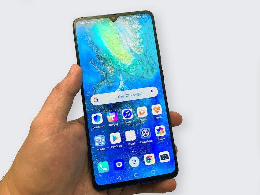 Huawei Mate 20X 5G (Foto: teltarif.de)