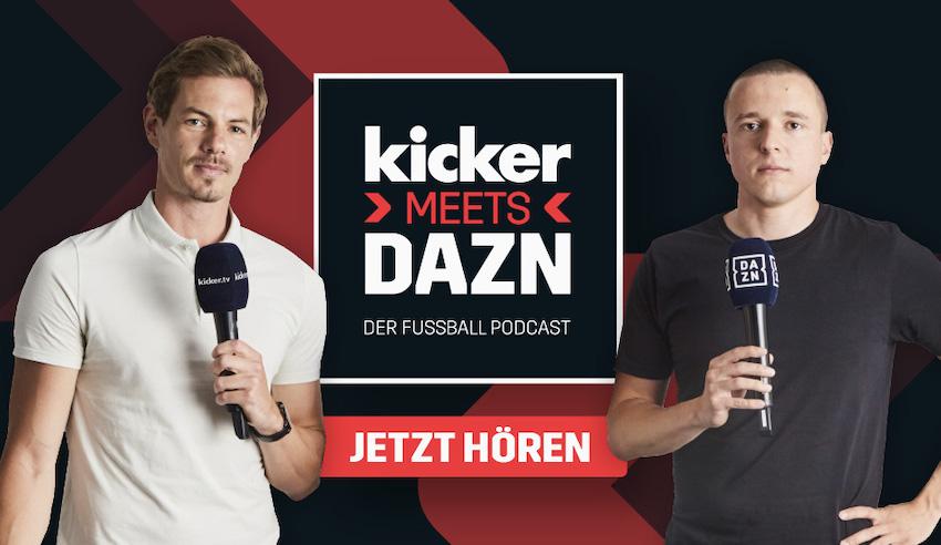 kicker meets DAZN statt Amazon Music (Foto: DAZN)