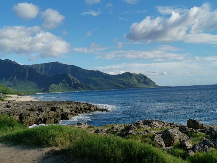 Nordwestliches Ende des Ka'ena Point State Parks (Foto: SmartPhoneFan.de)