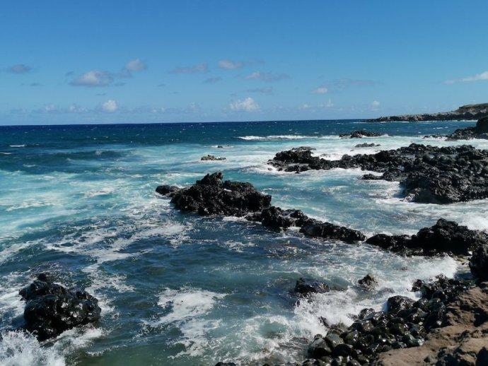Pazifikküste bei Ke'anae (Foto: SmartPhoneFan.de)
