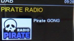 Pirate Gong heißt jetzt Pirate Radio (Foto: Jörn Krieger)