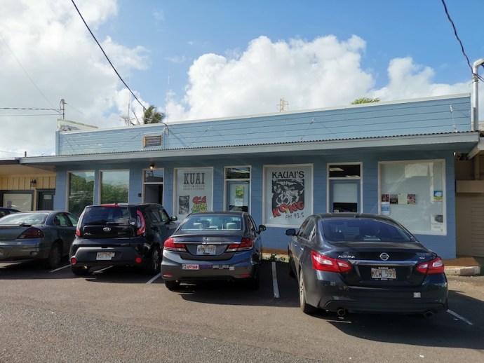 Funkhaus der Pacific Media Group auf Kauai (Foto: SmartPhoneFan.de)