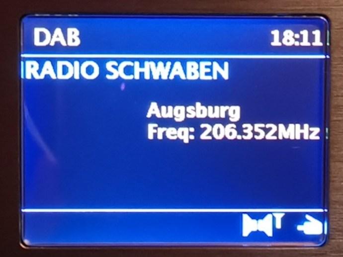 Augsburg-Mux im Spessart (Foto: SmartPhoneFan.de)