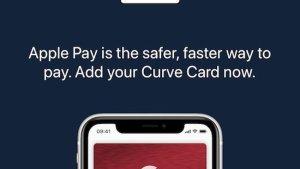 Apple Pay mit Curve (Foto: SmartPhoneFan.de)
