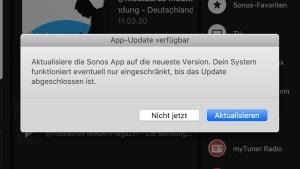 Sonos 11 veröffentlicht (Foto: SmartPhoneFan.de)