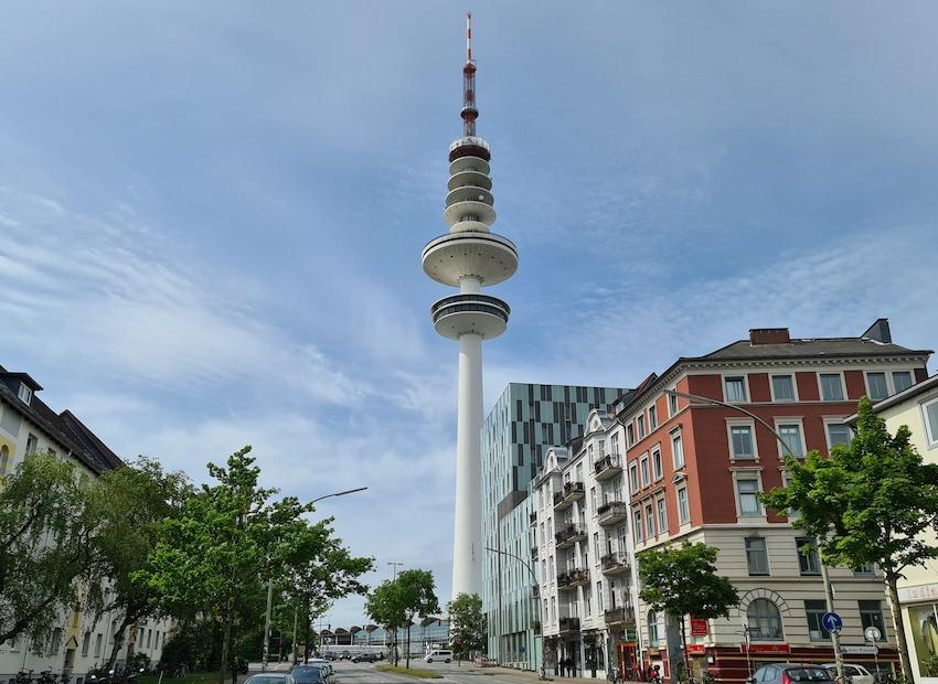 Heinrich-Hertz-Turm (Foto: SmartPhoneFan.de)