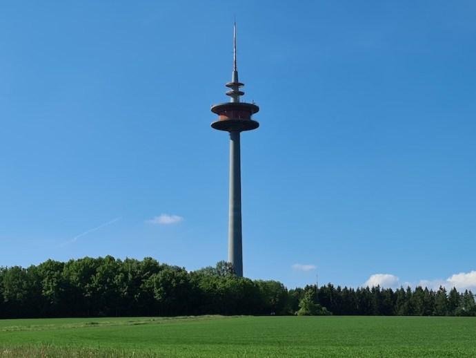 Fernmeldeturm Miltenberg-Wenschdorf (Foto: SmartPhoneFan.de)