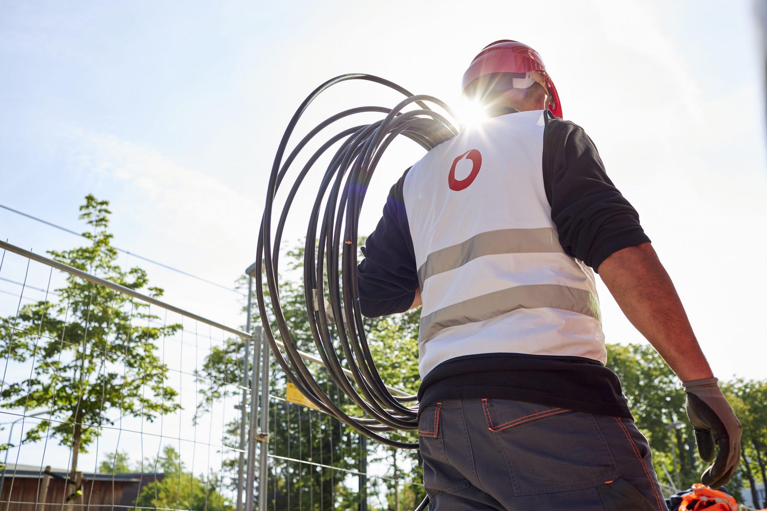 Vodafone rüstet Kabelnetz auf (Foto: Vodafone)