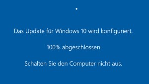 Windows-10-Update angekommen (Foto: SmartPhoneFan.de)