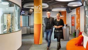 hr2 mit neuem Programm (Foto: Hessischer Rundfunk)