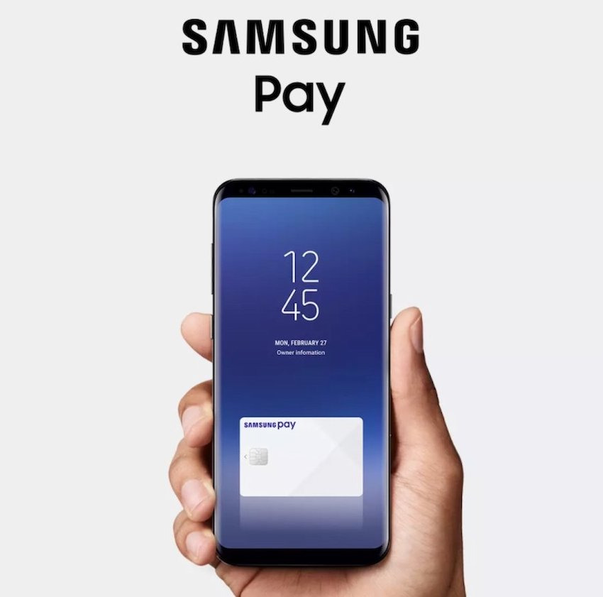 Samsung Pay vor Deutschland-Start (Screenshot: SmartPhoneFan.de)