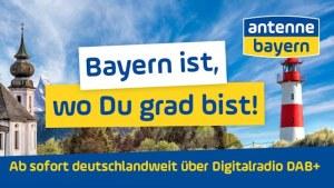 Antenne Bayern bundesweit auf DAB+ (Foto: Antenne Bayern)