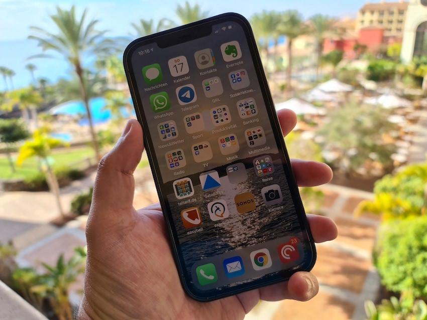 iPhone 12 Pro Max (Foto: SmartPhoneFan.de)