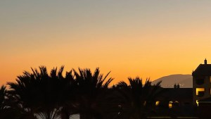 Abend in Costa Calma (Foto: SmartPhoneFan.de)