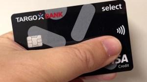 Targo Bank Visa (Foto: SmartPhoneFan.de)