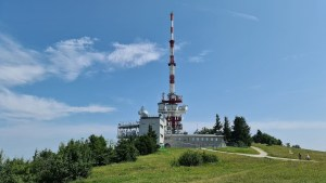 ORS-Sendeanlage auf dem Gaisberg (Foto: SmartPhoneFan.de)