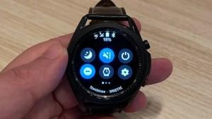 Roaming mit der Samsung Galaxy Watch 3 (Foto: SmartPhoneFan.de)