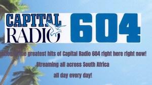 Capital Radio 604 ist wieder da (Quelle: www.capital604.com, Screenshot: SmartPhoneFan.de)
