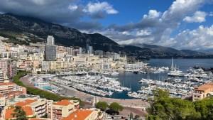 Blick vom Fürstenpalast auf Monaco (Foto: SmartPhoneFan.de)
