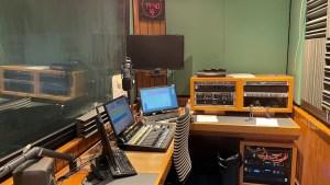 Sendestudio von Riviera Radio (Foto: SmartPhoneFan.de)