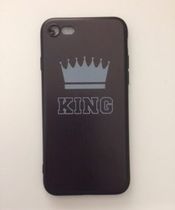 iPhone 7 hoesje king