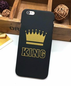 iPhone 5 5s hoesje case cover King online kopen - HF160107 - Hoesjes-Freak