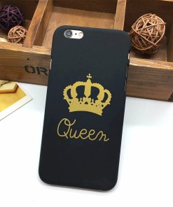 iPhone 5 5s hoesje case cover Queen online kopen - HF160108 - Hoesjes-Freak