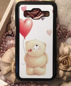 Smartphonehoesje Samsung Core Prime cute bear - HF160153 - Smartphonehoesjes 4 you