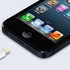 iPhone 5 Ligtning