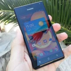 Huawei Ascend P1 recenzija