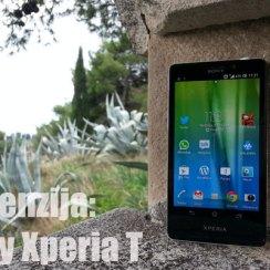 Sony Xperia T Recenzija
