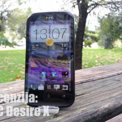 HTC Desire X recenzija