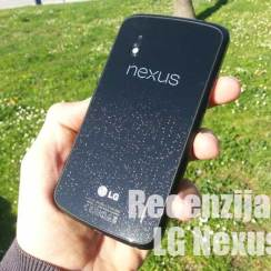 LG Nexus 4 recenzija