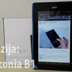Acer Iconia B1 recenzija